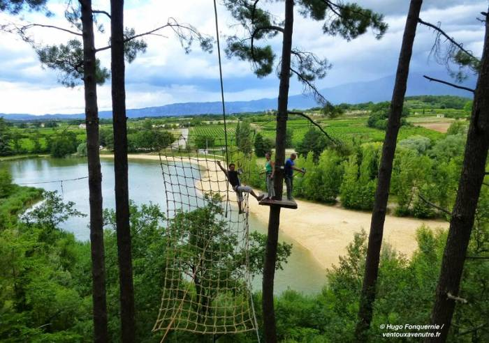 Les Salettes Lake