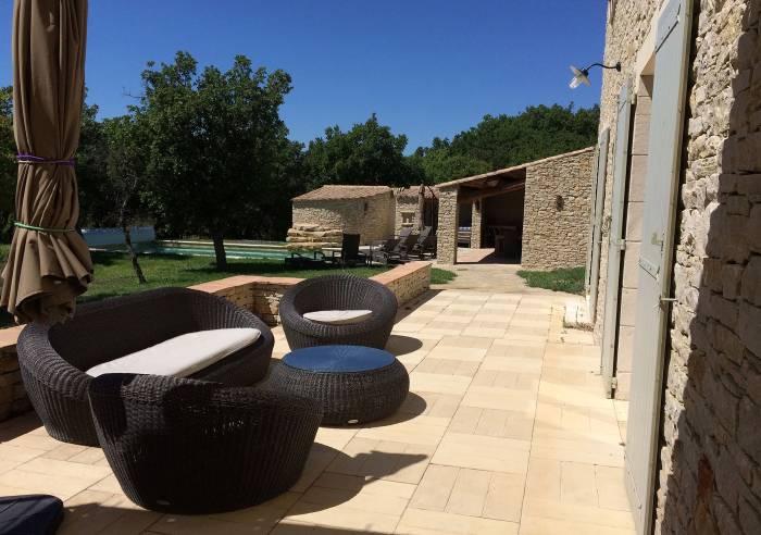 Les Mazets de Provence - Mas Blanquinaou