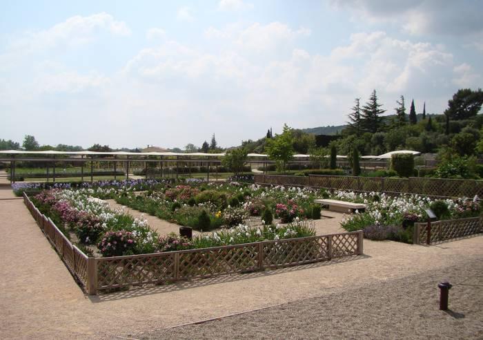 Le Jardin Romain de Caumont-sur-Durance
