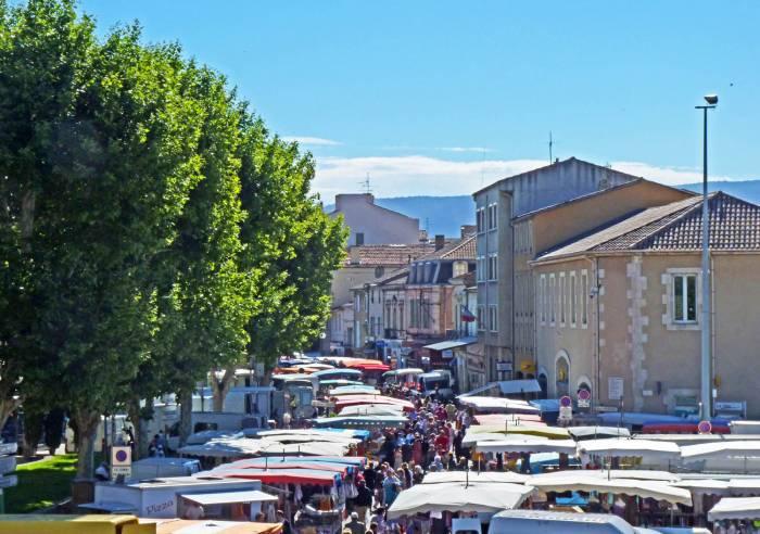 Marché Hebdomadaire de Cavaillon
