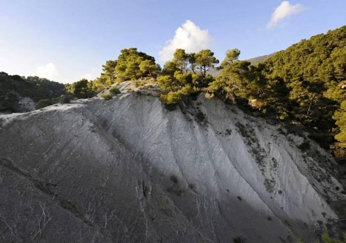 Sentier géologique