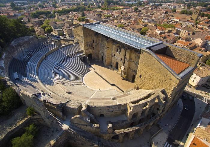 Journées du patrimoine: Théâtre Antique