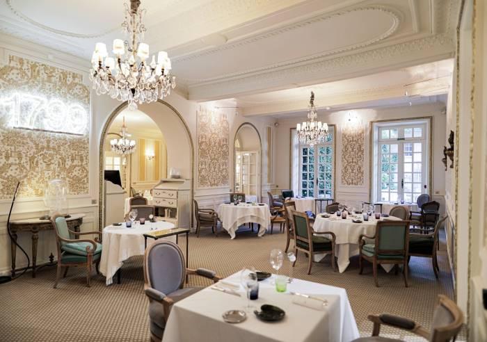 Restaurant La Vieille Fontaine - Hôtel d'Europe