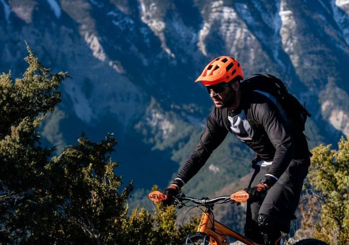 Etape 1 : Savoillans/Malaucène Traversée de Vaucluse e-bike
