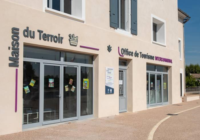 Office de tourisme intercommunal provence c t rh ne boll ne vaucluse en provence - Office tourisme cote d or ...