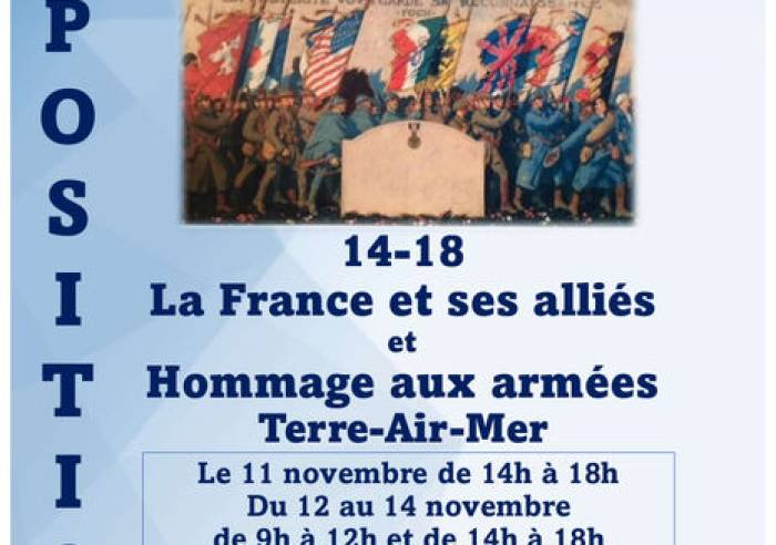 Exposition guerre de 14-18
