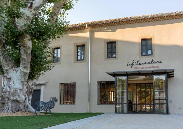 La Filaventure : musée sensoriel des fibres nobles