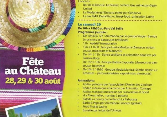 Fête au Château