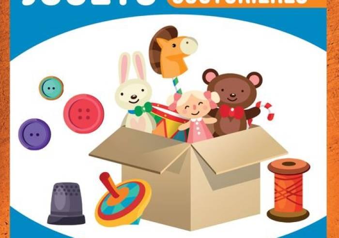 Bourse aux jouets et puces des couturières