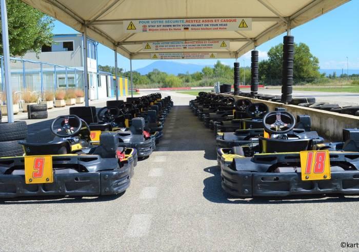 Karting de Monteux
