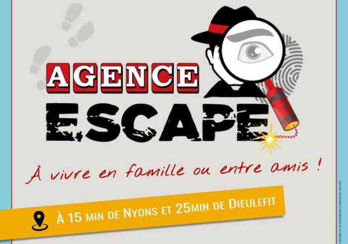 Agence E.SCAPE - Escape Game