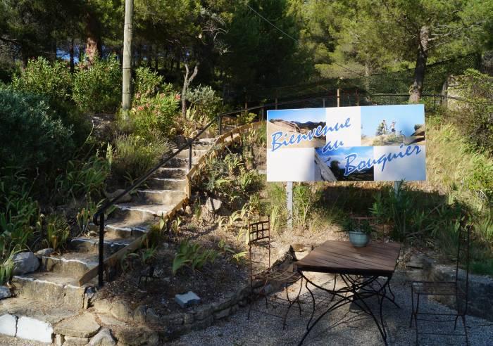 Camping Le Bouquier