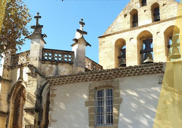 Visite guidée de l'église St Michel