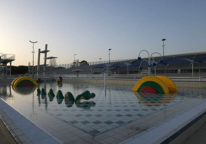 Stade nautique d'Avignon