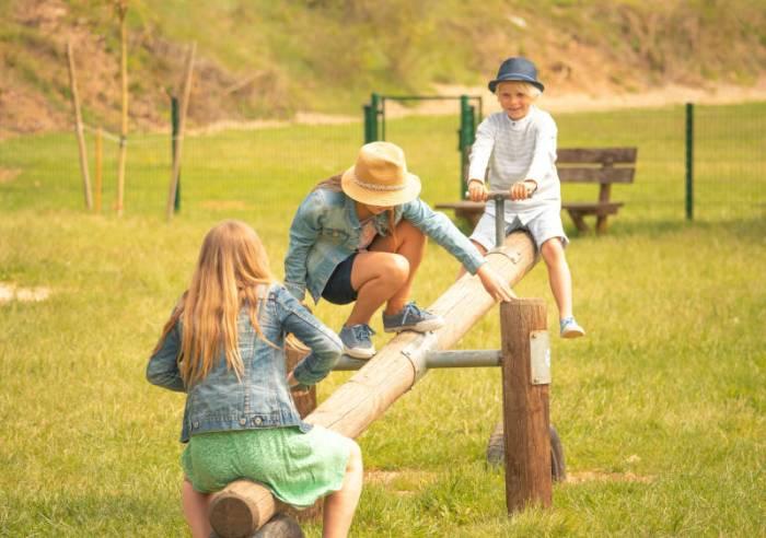 Skate Parc et Jardin d'enfants de Villedieu