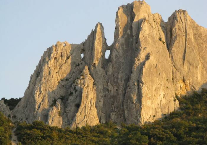 Roc' Dentelles