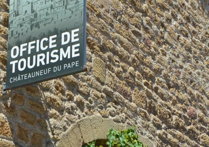 Office de Tourisme de Châteauneuf-du-Pape