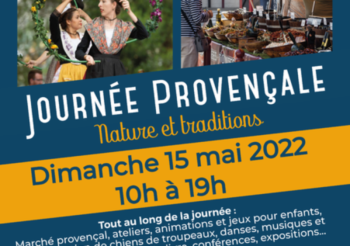 23ème Journée Provençale, défilé de la Transhumance
