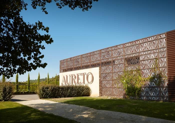 Aureto - Chai de vinification