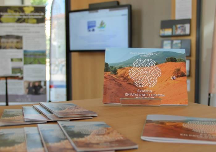Office de tourisme Pays d'Apt Luberon - Bureau d'Apt