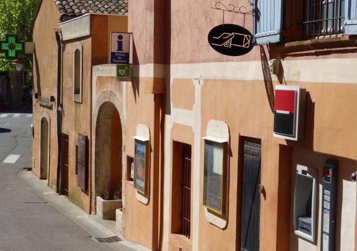 Office de tourisme Pays d'Apt Luberon - Bureau de Roussillon