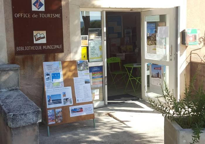 Office de tourisme Pays d'Apt Luberon - Bureau de Lacoste