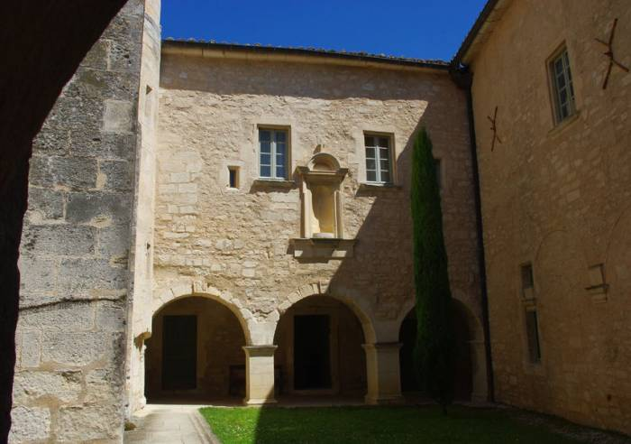 Saint Hilaire Abbey
