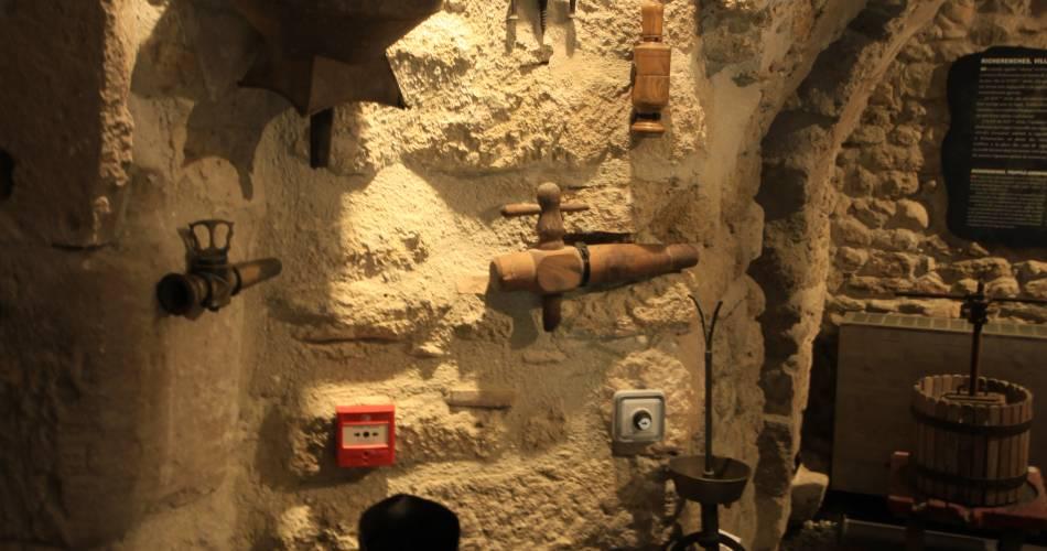 Musée de la truffe et du vin@Muriel Pellegin