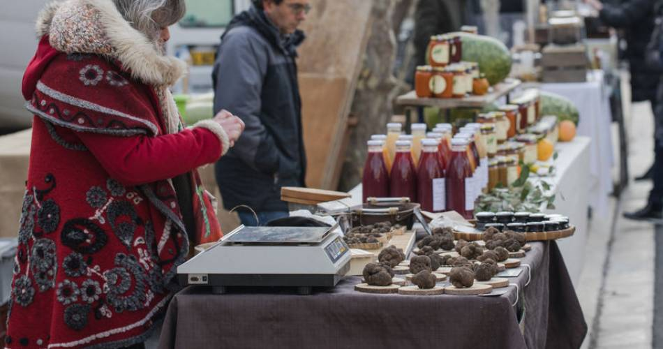 Truffle Market@Muriel Pellegrin