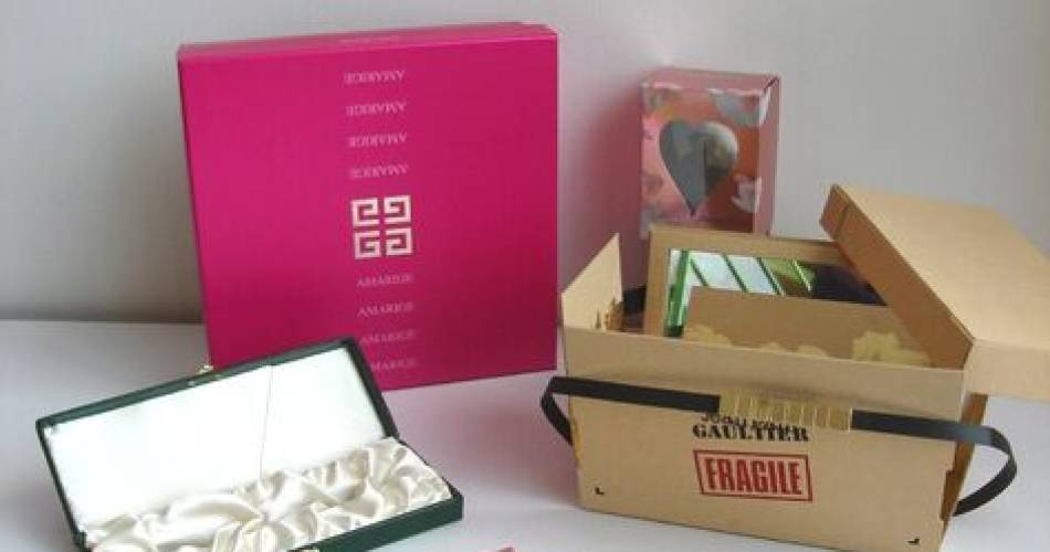 Cardboard and printing Museum@Conseil Départemental de Vaucluse