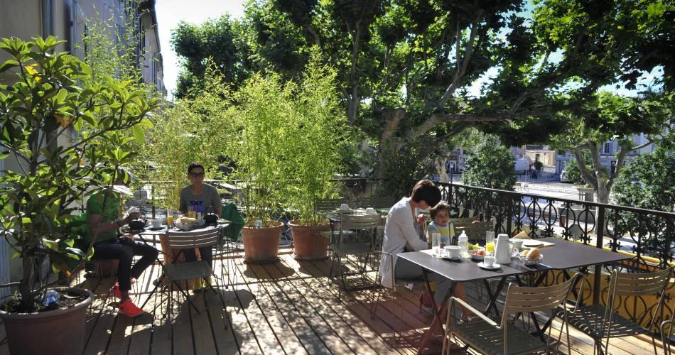 Hôtel Burrhus@Victor Saez