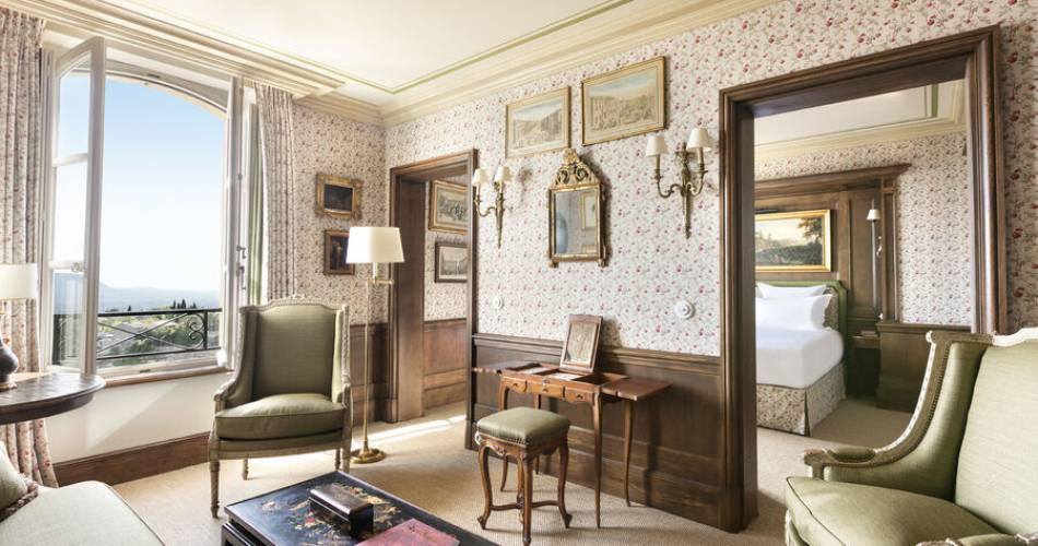 Hôtel La Bastide de Gordes@Fabrice Rambert