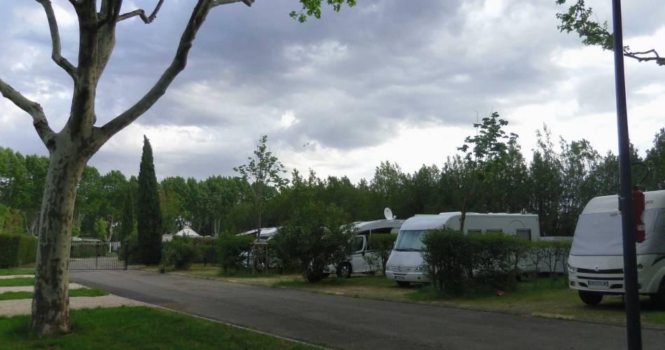 Aire de camping-cars La Durance@J. Van Deursen