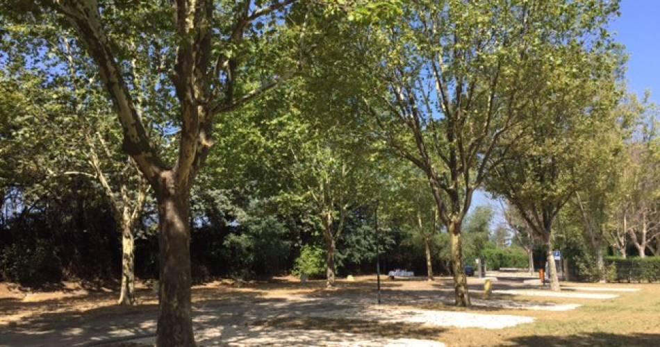 Aire de camping-cars La Durance@OTLCDP