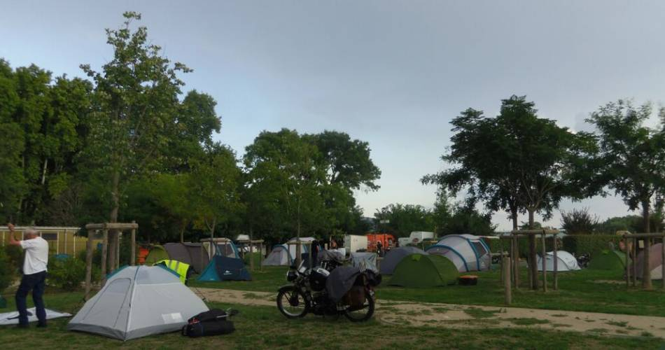 Camping intrcommunal de la Durance@Camping La Durance