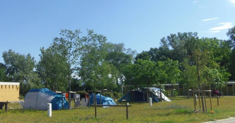 Camping Intercommunal de la Durance@Camping de Cavaillon