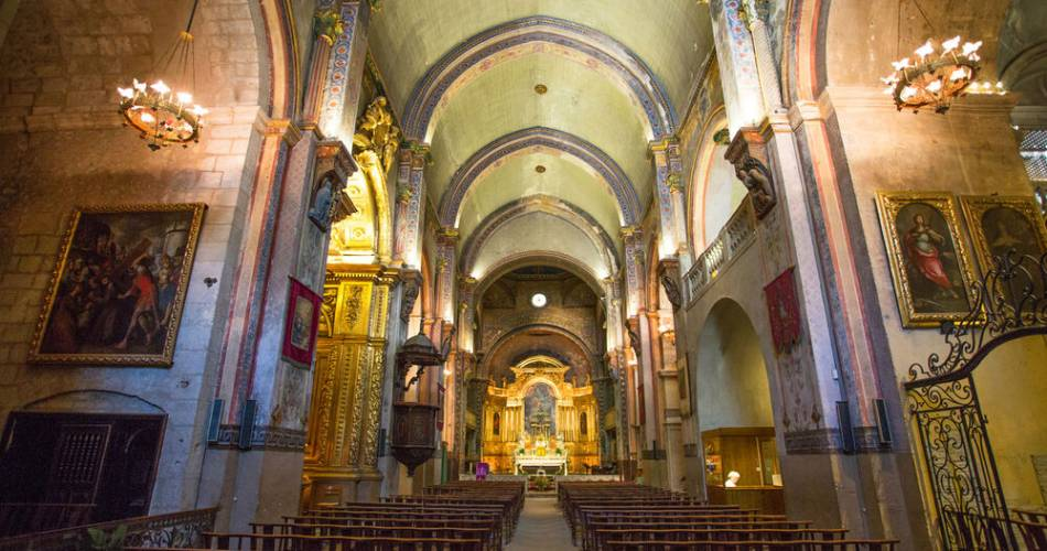 Cathédrale Notre-Dame et Saint-Véran@Droits gérés Conservation du Patrimoine et des Musées de Cavaillon