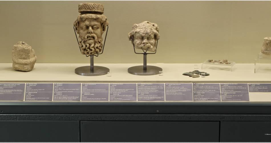 Hôtel Dieu Archeological Museum@Droits gérés Conservation du Patrimoine et des Musées de Cavaillon