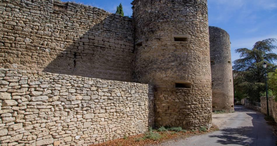 Circuit pédestre - Cabrières et son terroir@HOCQUEL Alain - Vaucluse Provence