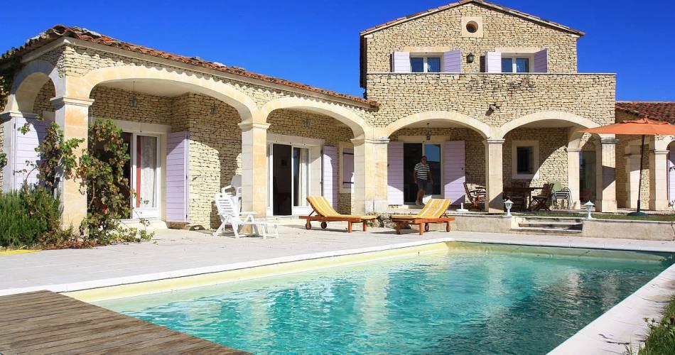 Villa Font Blanche@Clévacances