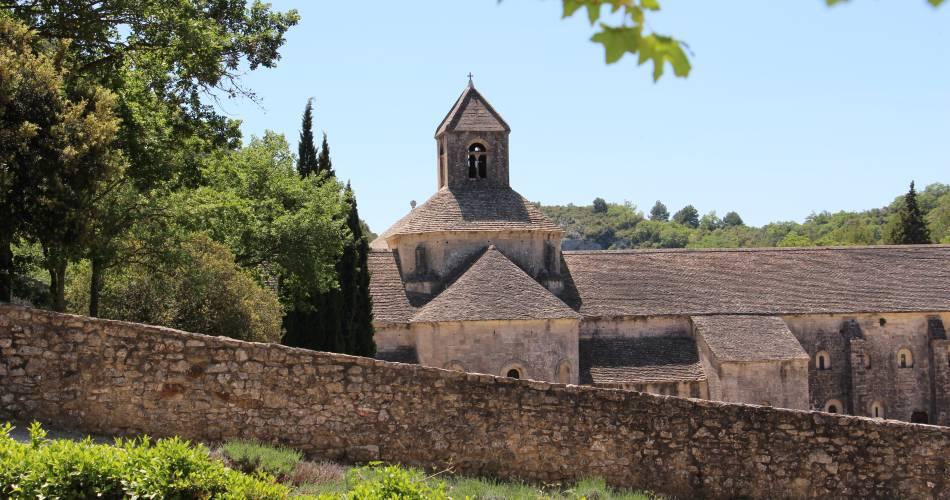 Abtei Notre-Dame de Sénanque@Coll. VPA / V. Biset