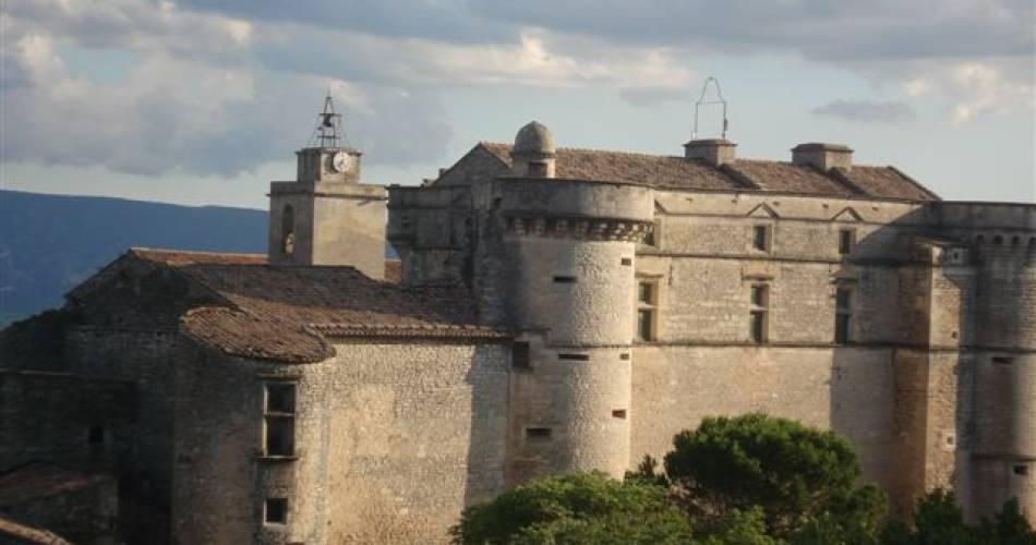 Le Château de Gordes@Droits libres OT Gordes