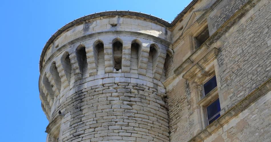 Le Château de Gordes@Coll. VPA / A. Hocquel