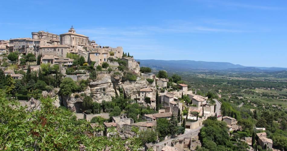 Randonnée pédestre - Les Bories et la Sénancole@HOCQUEL Alain - Vaucluse Provence