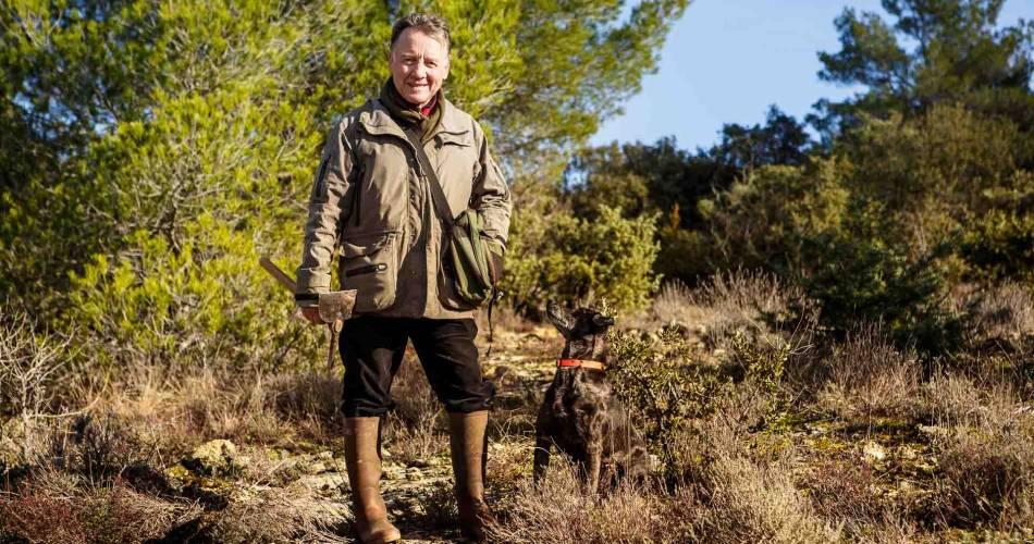 Robert Florent - Truffle Grower@Droits gérés Damien Boschi