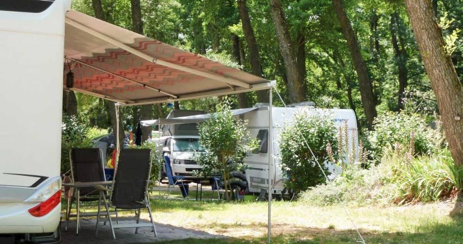Camping la Coutelière@L. Deserable