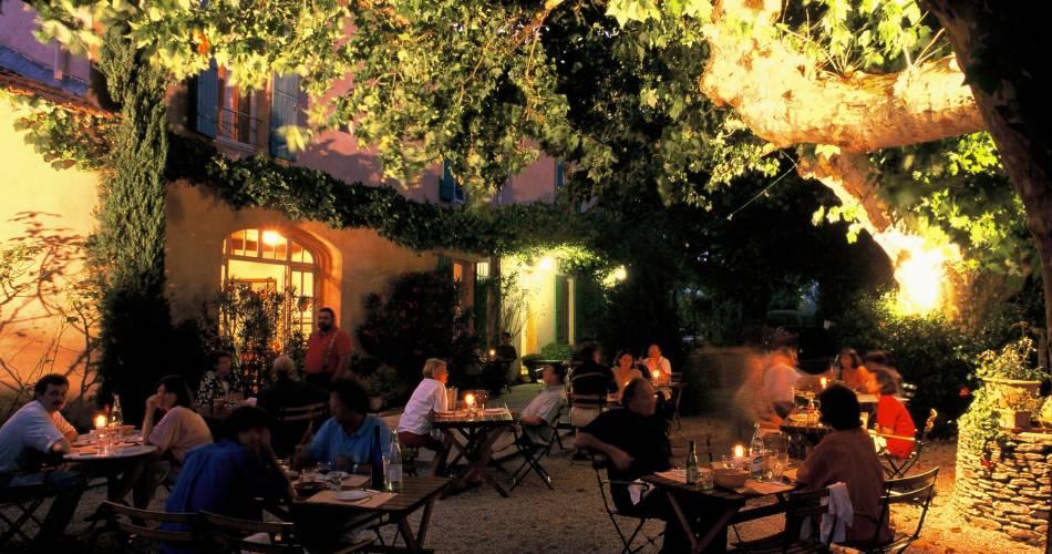 Hôtel-Restaurant Le Mas des Grès@Thierry Corvara