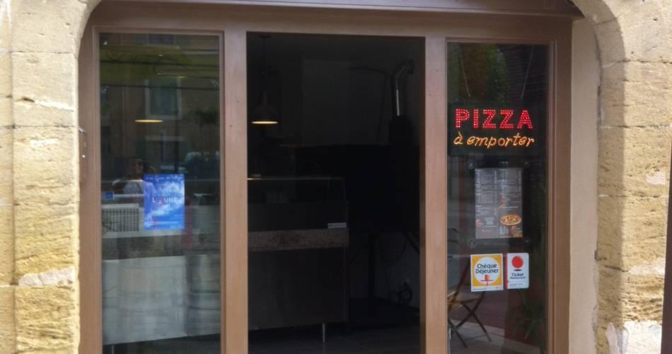 Pizza Dou Luberoun@Droits gérés pizza dou luberoun