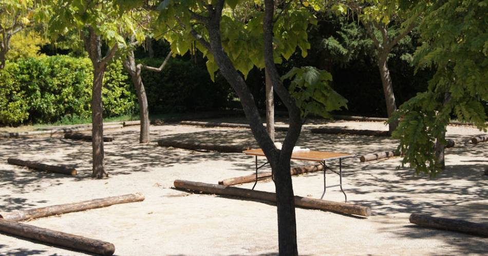 Les Hautes Prairies Campsite@Droits gérés camping les hautes prairies