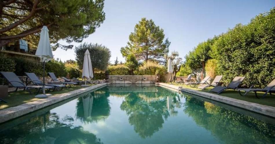 Hôtel Bastide de Lourmarin@Droits gérés Mr Jérôme Bulland